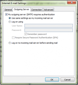 outlook-server-authentication